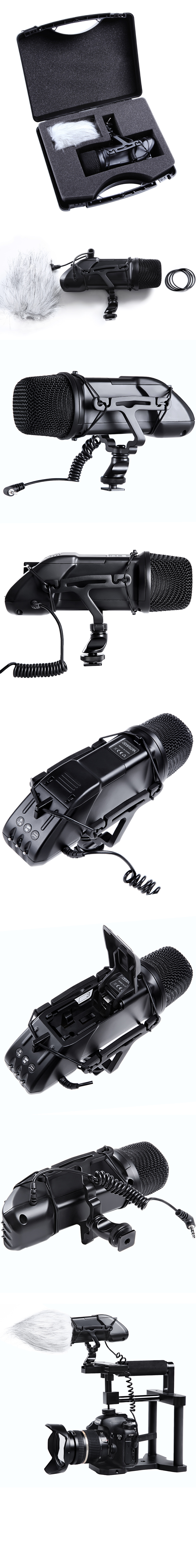 Stereo Video Microphone SK-SVM30