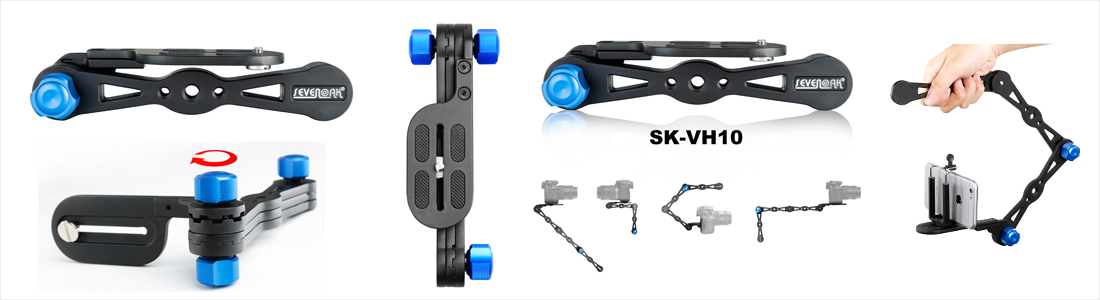 SK-VH10 Multifunctional Pocket Rig【Camera Rig】