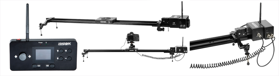 motorized slider