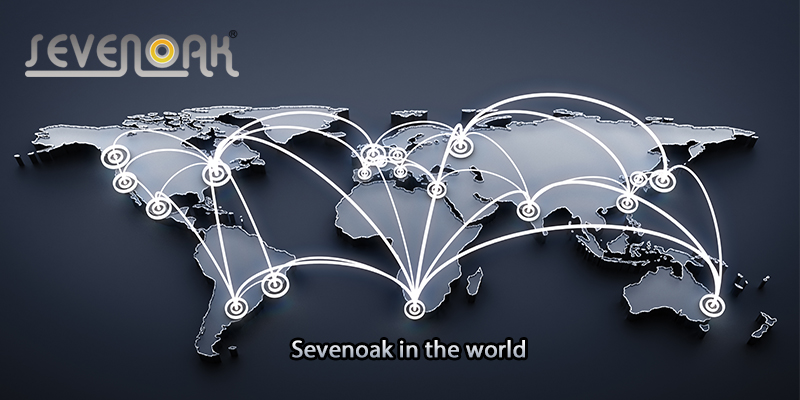 sevenoak in the world
