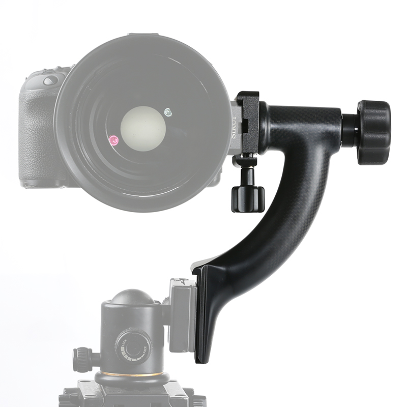 SK-GH04 Carbon Fiber Gimbal Head Adpater